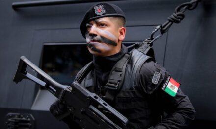 Estrategia de seguridad de la SSP Estatal permitió reducir delitos de alto impacto en toda la entidad