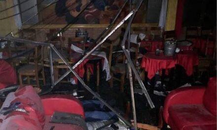 Asciende a 26 el número de muertos por el ataque a bar en Veracruz