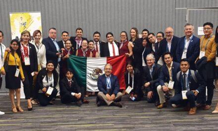 Enactus HUB BUAP pone en alto el nombre de México al destacar en Enactus World Cup 2019 y la World Water Race