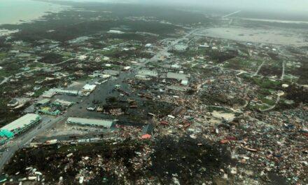 Devasta Huracan Dorian a Bahamas