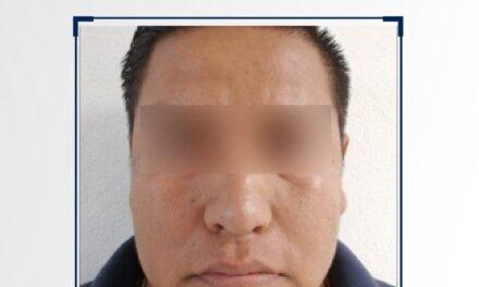 Detenido por violación equiparada en agravio de menor de edad
