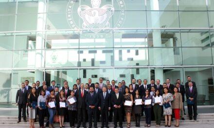 Clausura BUAP Diplomado en Rendición de Cuentas y Fiscalización Superior