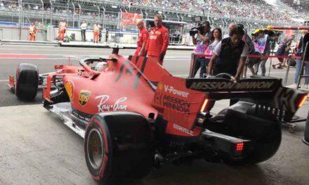 El Gran Premio de México: Agenda completa