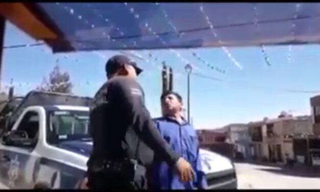 Detienen a regidor de Gobernación de Teopantlán