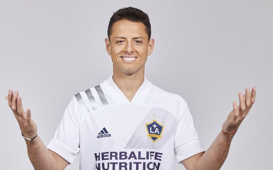"""Javier """"Chicharito"""" Hernández, nuevo jugador del Galaxy de la MLS"""