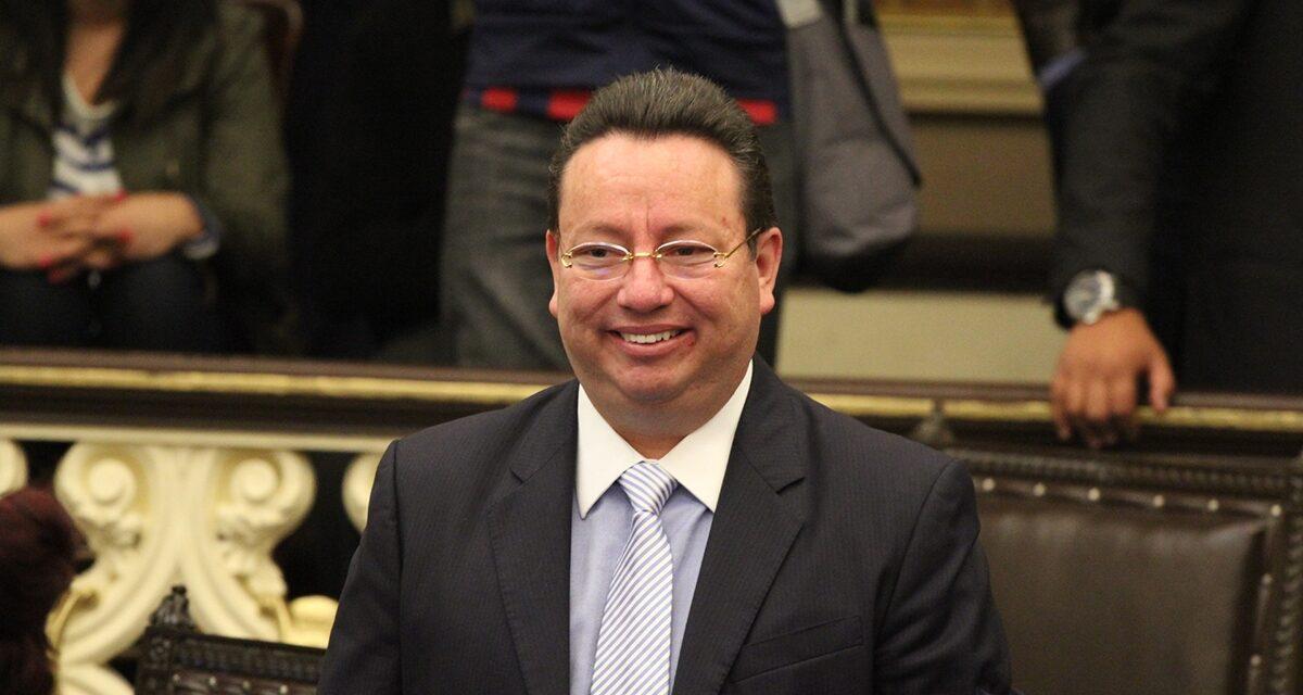 Vinculan a proceso a Eukid Castañón, por el delito de extorsión