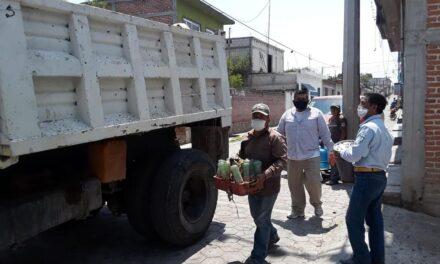 Jornada de descacharramiento en Huehuetlán el Chico