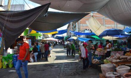 Regulará Gobierno del Estado venta abierta en mercados