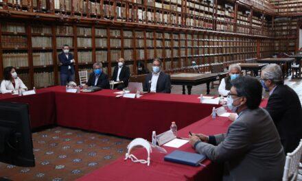 Dialoga SEP con rectores del Consorcio Universitario