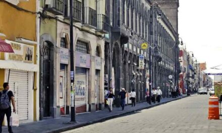 Comerciantes del Centro Histórico amenazan con abrir