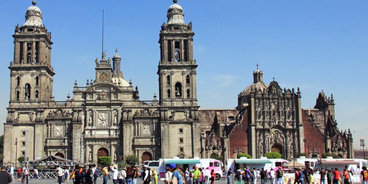 ¡Atención católicos! Mañana reanundan actividades iglesias de la CDMX