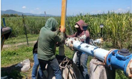 Gobierno de Chietla garantiza abastecimiento de agua potable