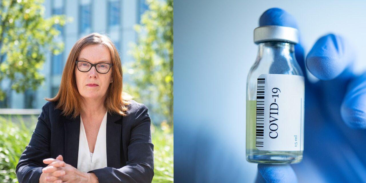 """Vacuna de Oxford contra el COVID-19 muestra """"resultados prometedores"""""""