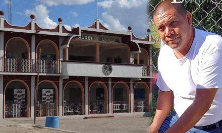 Designan a Hilario García como nuevo alcalde de Tulcingo