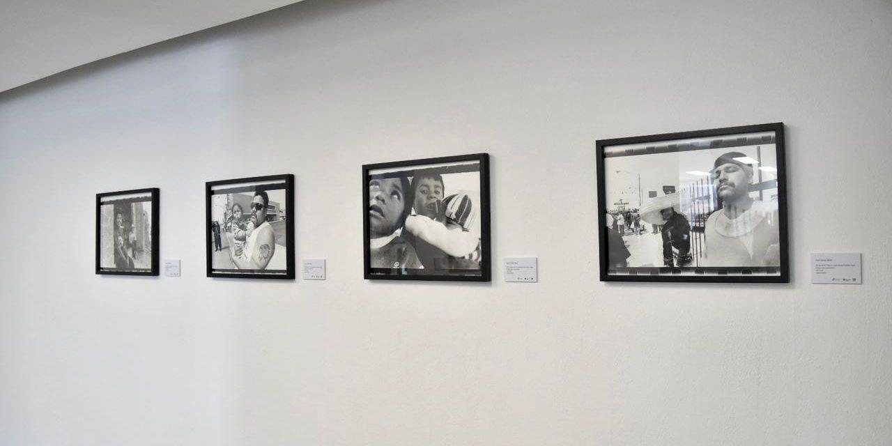 Exhiben exposición fotográfica sobre migrantes