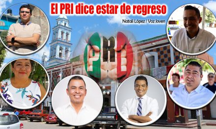 El PRI dice estar de regreso