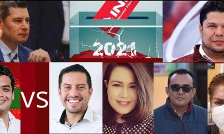 A finales de enero Morena tiene candidato