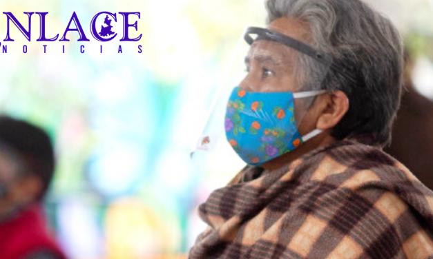 12 de enero: Inicia vacunación masiva a adultos mayores