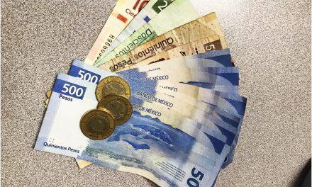 Salario mínimo de 141 pesos entra en vigor hoy