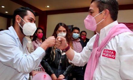 Fuerza social por México, partido con ideas propias y frescas: Islas