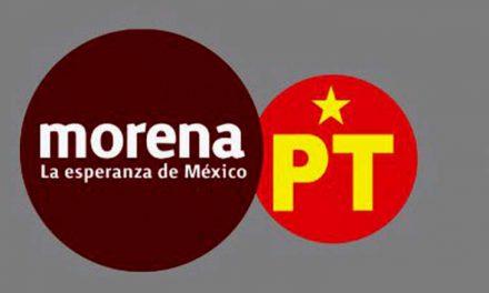 Postulan Morena y PT candidatos a diputados