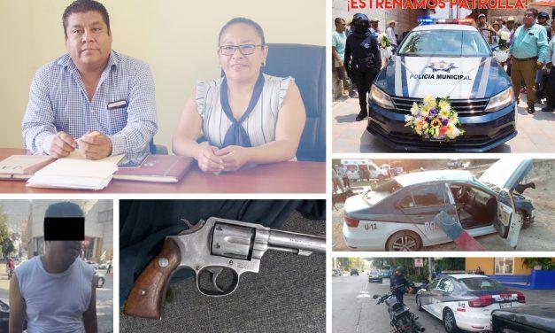Sigue inseguridad en Tepexco y los policías de vacaciones