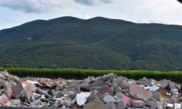 Denuncian al Ayuntamiento de Tepexco por daño al medio ambiente