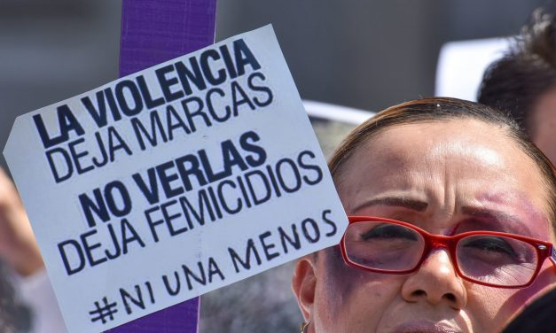 Violencia contra la mujer