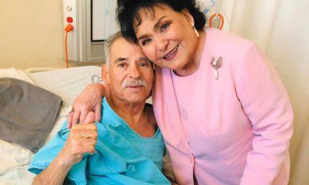 Muere de cáncer hermano de la actriz Carmen Salinas