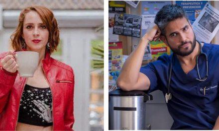 Irán Castillo y Daniel Arenas protagonizarán telenovela