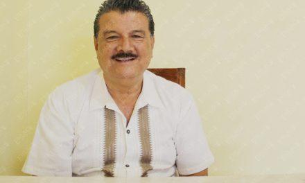 Emilio Delgado, candidato de Morena por la alcaldía de Tulcingo