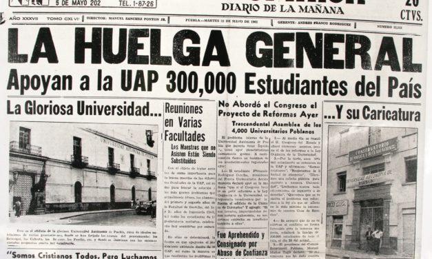 A 60 años de la Reforma Universitaria