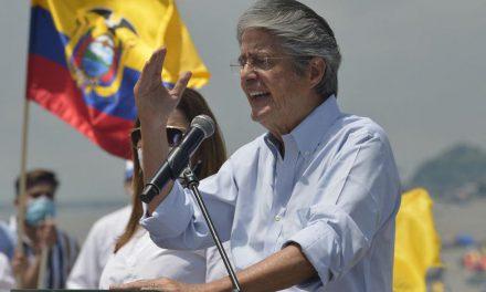 Guillermo Lasso gana elecciones en Ecuador