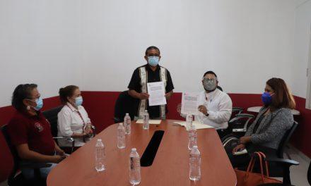 Firman convenio de colaboración el Instituto de la Discapacidad del Estado de Puebla y Ayuntamiento de Izúcar
