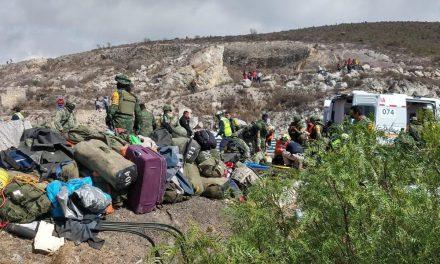 Fallecen tres militares en la Puebla-Orizaba