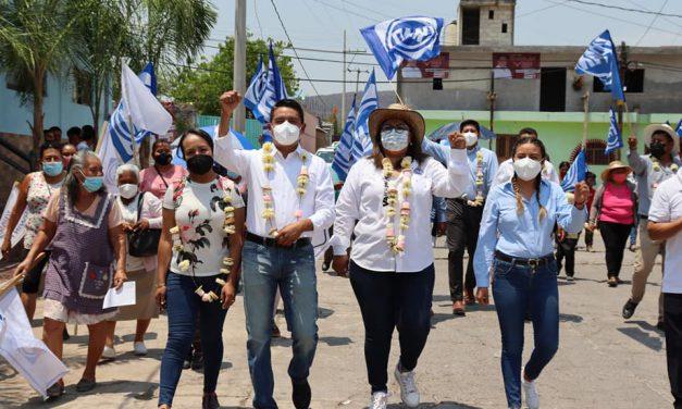 Huaquechula quiere retomar el rumbo: Edwin Mora