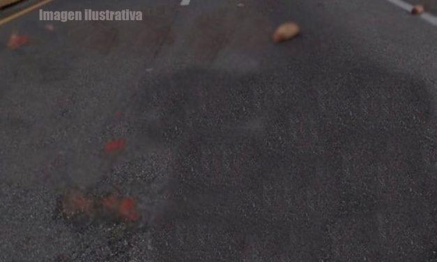 Regado en la carretera, encuentran cadáver en Atlixco