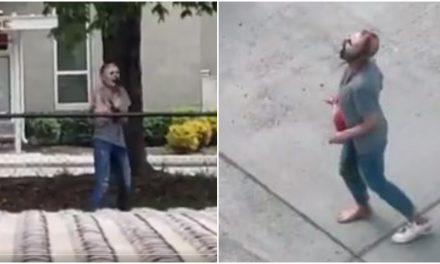 Video de mujer zombi aterroriza Estados Unidos