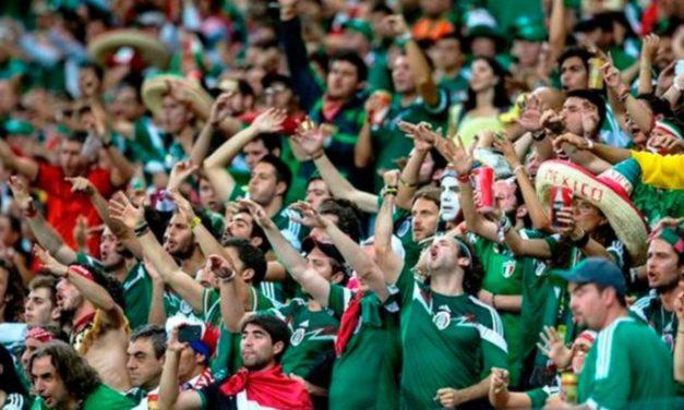 """Por grito de """"Eeeh put…"""", México es castigado por la FIFA"""