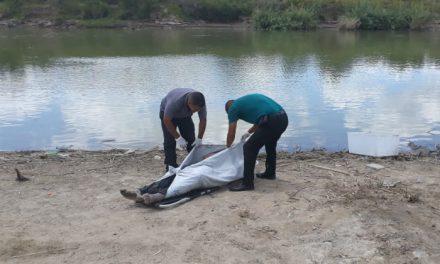 Poblano muere ahogado en el río Bravo