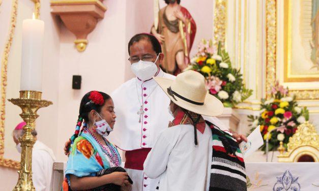 Tomó posesión el nuevo obispo de Huajuapan