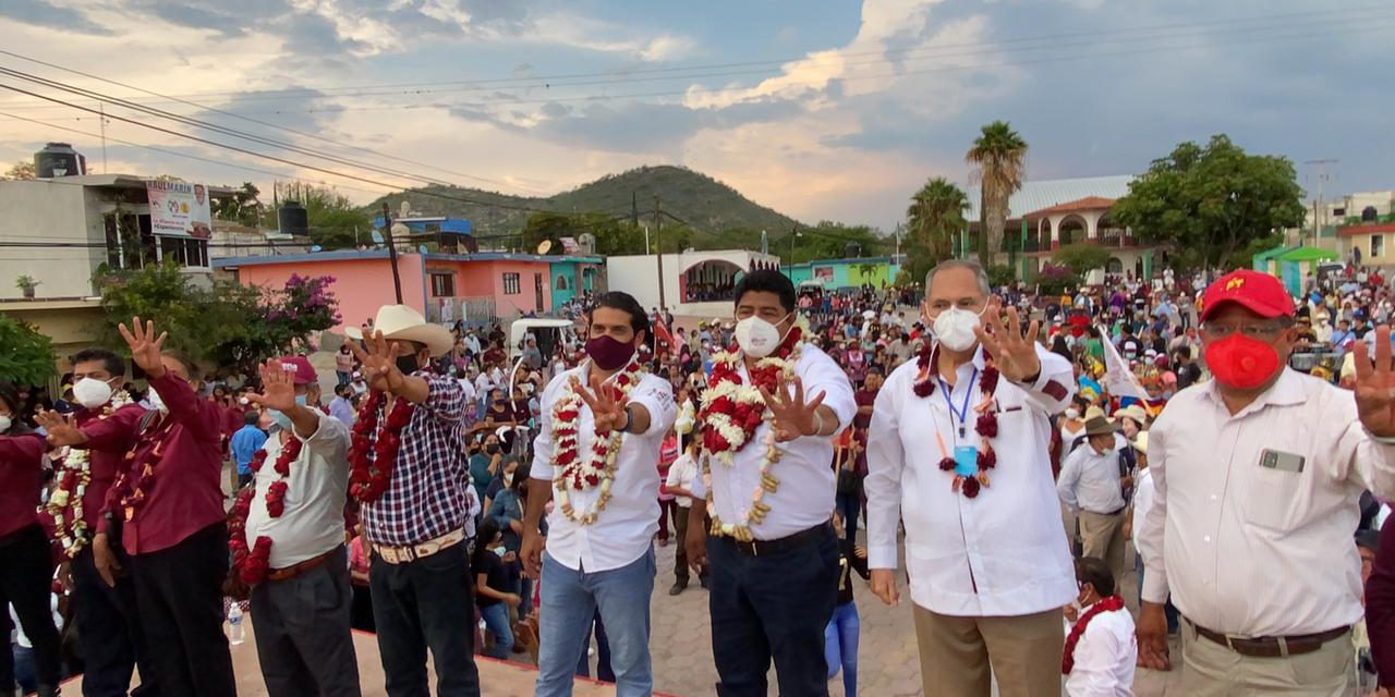 No le hemos fallado, ni le fallaremos a Huaquechula: Ciro Gavilán