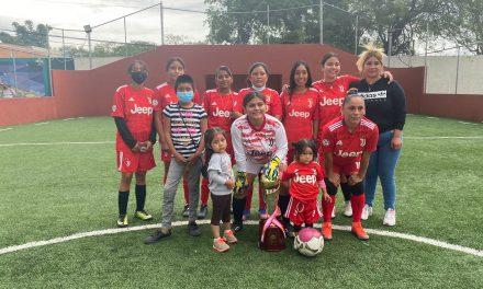 Ayuntamiento de Tepeojuma apoya al deporte