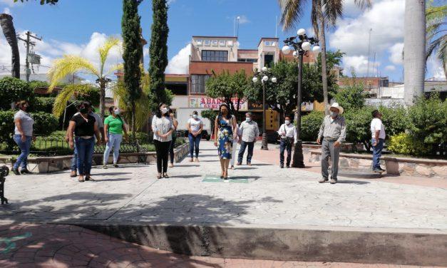 Huehuetlán se sumó al macrosimulacro nacional 2021