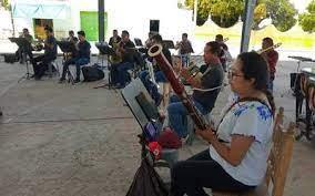 Tepexco recibe a la Banda Sinfónica de la Mixteca