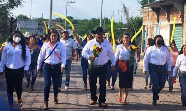 Norberto Roldán cierra campaña confiando en triunfar