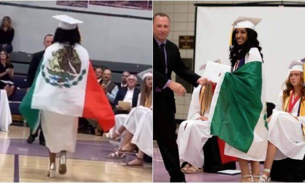 Hija de inmigrantes orgullosa de ser mexicana