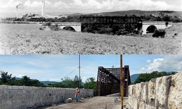 """Rescatarán el """"Puente Negro"""" de Atencingo"""
