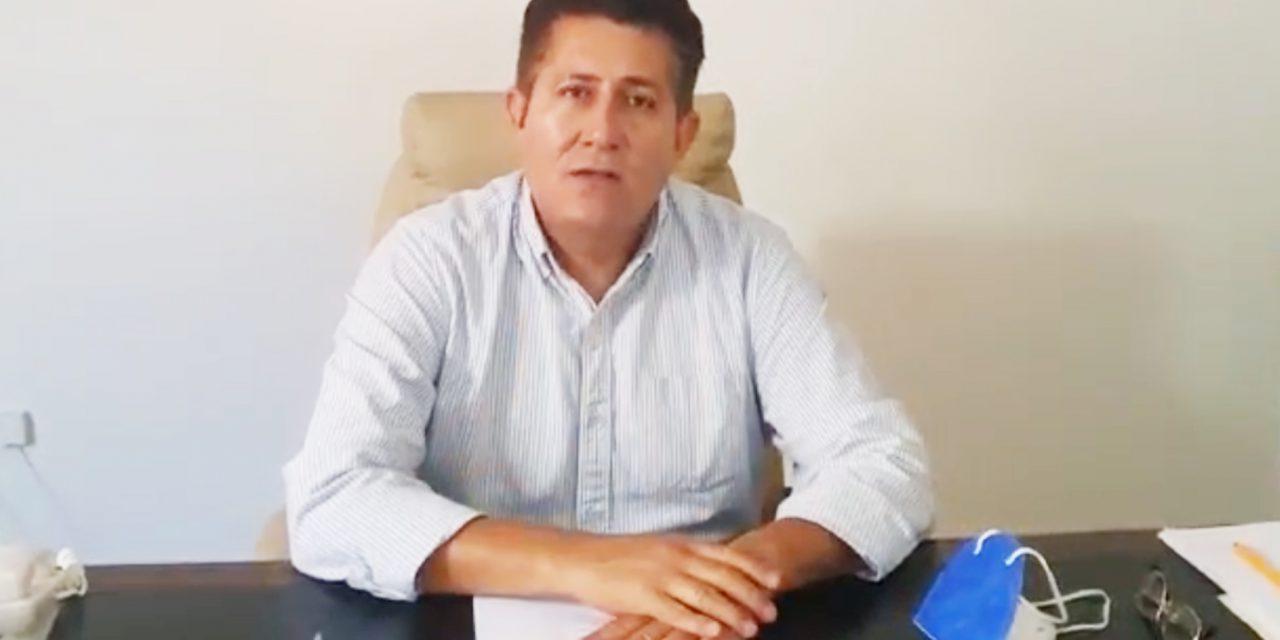 Marco Antonio Monje se reelige en Axutla