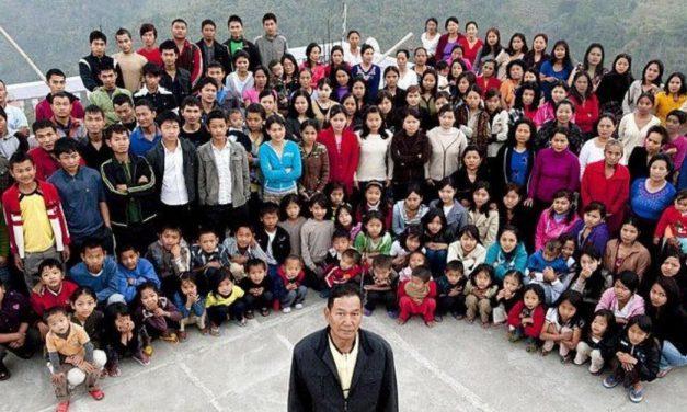 Muere hombre con la familia más grande del mundo